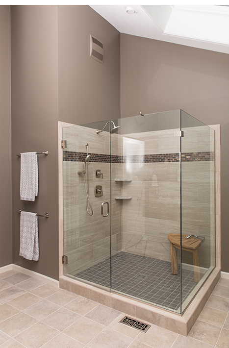Dream Shower, Shower Installation, Dream Bathroom, Spa Shower