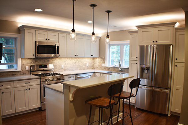 Full Service Kitchen Renovation in the Greater Cleveland Area