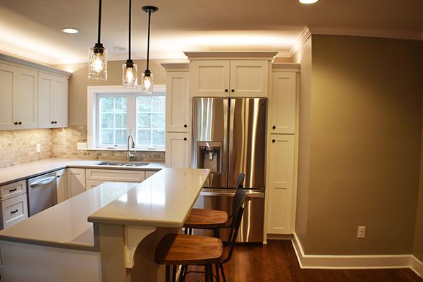 Kitchen Renovation, Custom Woodwork
