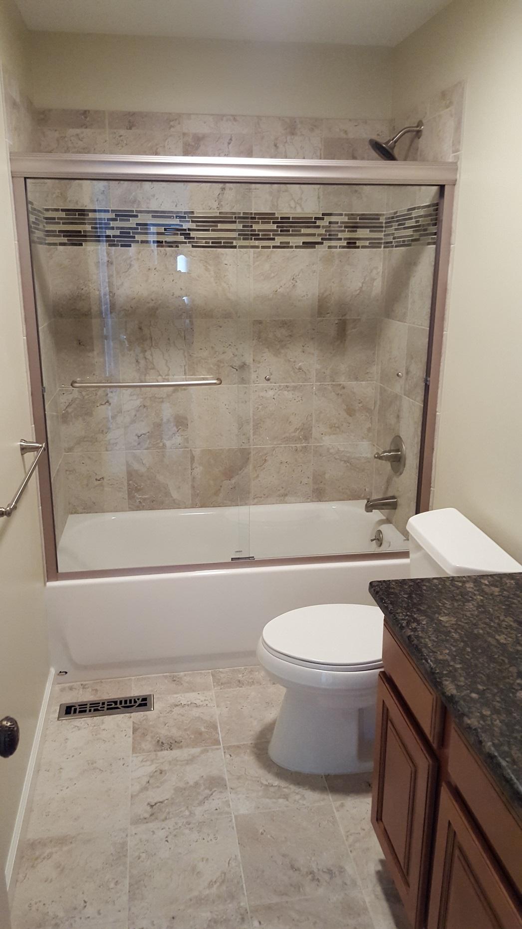 After Bathroom Remodel, Solon