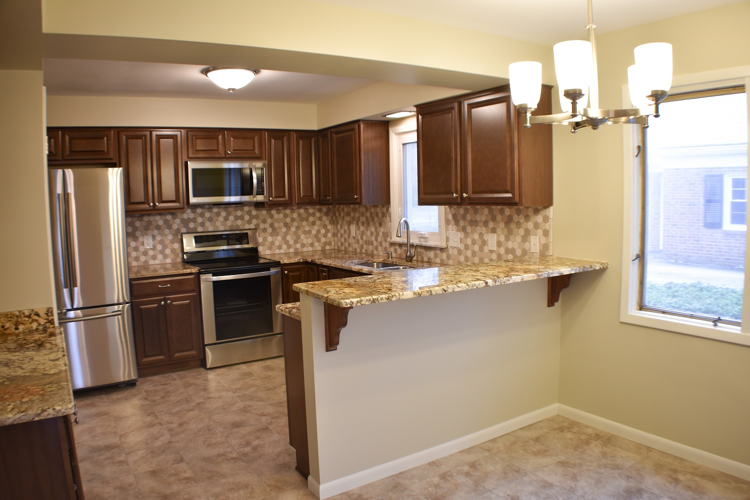 After Kitchen Renovation, Call (440)285-8516 for More Information