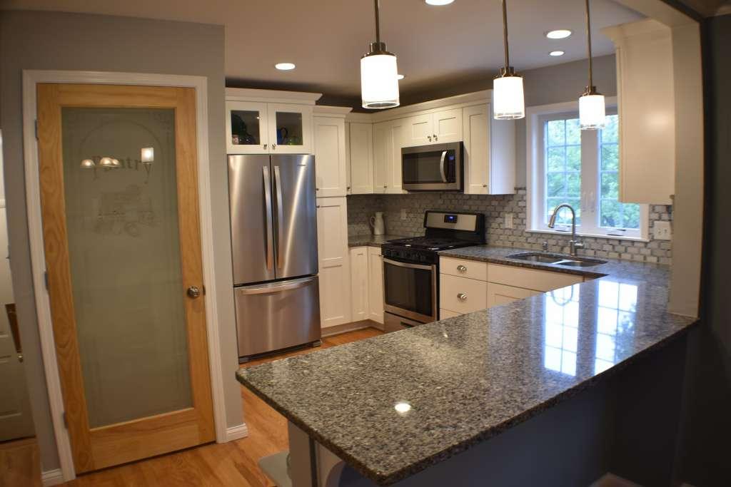 Kitchen Backsplash, Kitchen Renovation, Shaker Heights