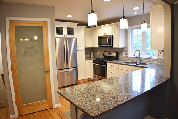 After Kitchen Remodel, Shaker Heights