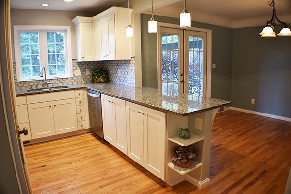 After Custom Kitchen Remodel, Shaker Heights