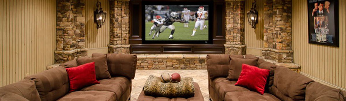 Media Room Remodel, Call (440)285-8516 for More Information