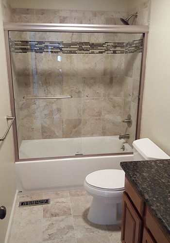 After Bathroom Remodel, Solon
