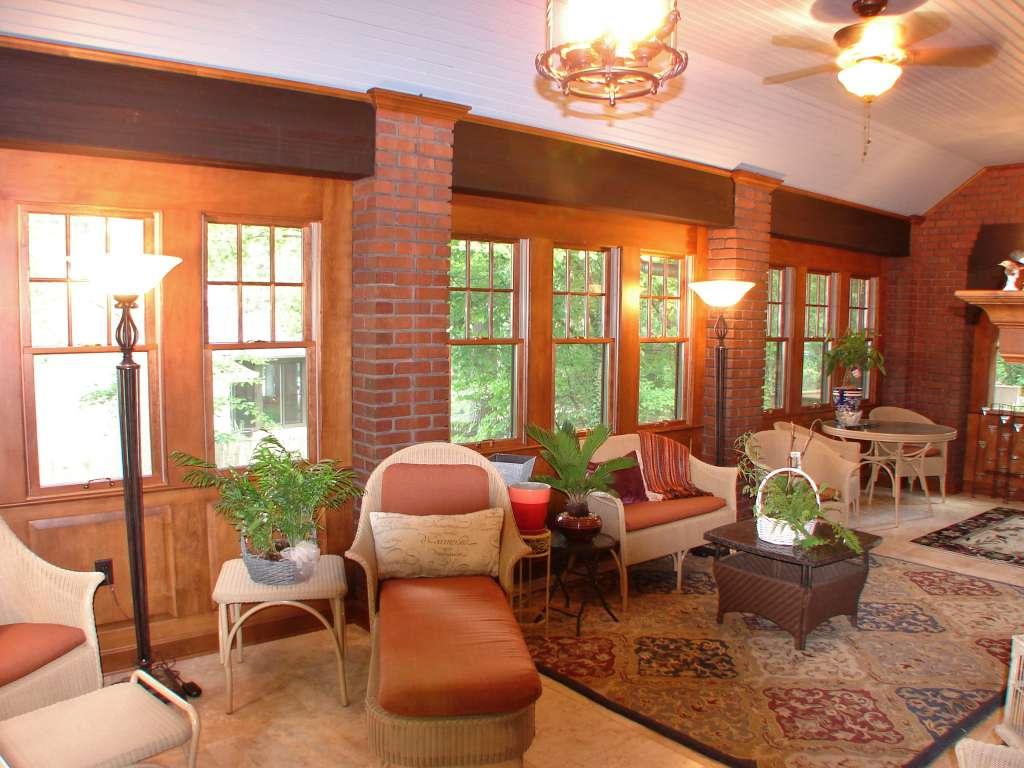 Custom Woodwork, Dream Sun Room